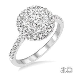 13291FVWG Diamond Ring