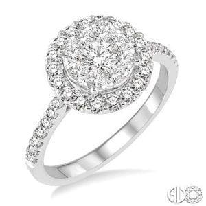 13291FVWG Diamond Ring