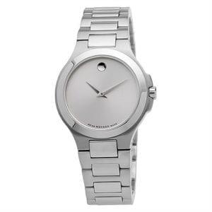 0606166 Silver Movado Watch
