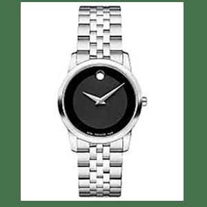 0606505 Silver Movado Watch