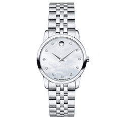 0606612 Ladies Silver Movado Watch
