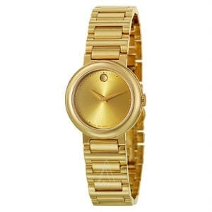 0606704 Gold Movado Watch