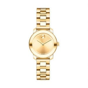 3600235 Ladies Gold Movado Watch