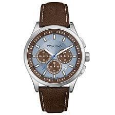 A16694G Brown Nautica Watch