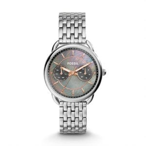 ES3911 Silver Fossil Watch