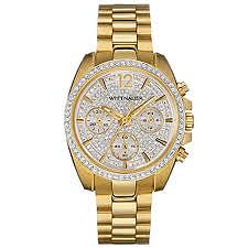 WN4043 Ladies Gold Wittnauer Watch