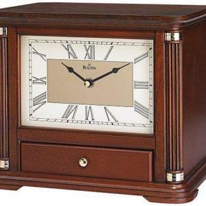 Bulova Clock Jewellery Block