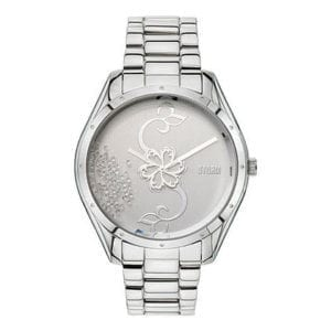Ladies Storm Crystelli Silver Watch
